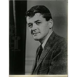 1962 Press Photo Hal Holbrook American Actor - RRW17461