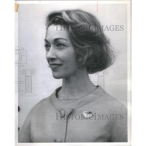 """1965 Press Photo Actress Anne Huston In """"Grand Prize"""" At Shady Lane Playhouse"""
