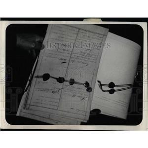 1928 Press Photo France paramount News treaty credit - RRX68227