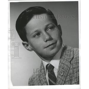 1957 Press Photo Harrison Hart Plays Matinees - RRW31539