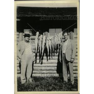 1934 Press Photo Richard Brooks Frank La Forge Canadian - RRW78779