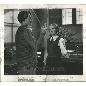 "1946 Press Photo Actress Ann Todd ""The Seveth Veil"" - RRV71861"