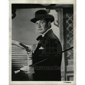1958 Press Photo Gene Barry American stage Actor - RRW26449