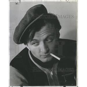 1940 Press Photo Sherman Marks Actor - RSC00173