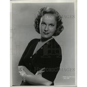 1954 Press Photo Marilyn Erskine actress - RRW17833