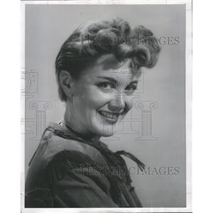 1953 Press Photo Actress Jan Sterling - RRW28649