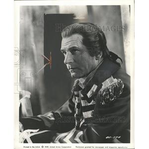 1959 Press Photo Laurence Olivier Devil's Disciple Film - RRW42959