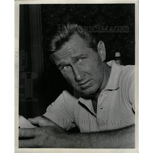 1960 Press Photo Lloyd Vernet Bridges Jr Sea Hunt Jeff - RRW14737
