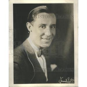 1923 Press Photo Actor Chic Sates - RSC30377