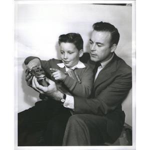 1955 Press Photo Christopher Olsen American Film & Television Actor - RSC89951
