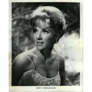 1960 Press Photo JODY DONAVAN - RRX73181
