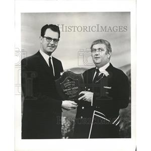1959 Press Photo Robert Keeshan Receives Award - RRW45615