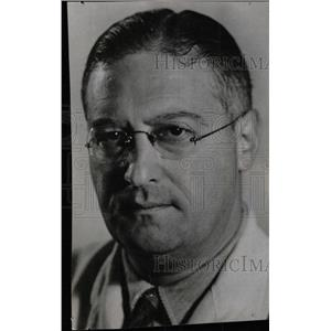 1945 Press Photo Arthur Krock Glasgow Kentucky dean - RRW97067