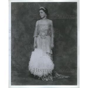 1985 Press Photo Eva La Gallienne The Swan Actress- RSA99949
