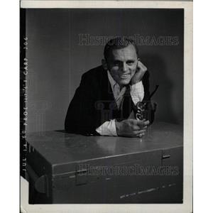 1962 Press Photo Frank Gorshin American Actor Comedian - RRW81077