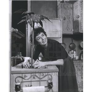 1959 Press Photo Ruth Roman American Actress - RSC39127