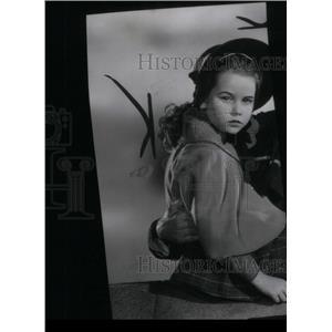 1949 Press Photo Sharyn Moffett - RRX45801