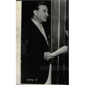 1935 Press Photo Frances Bushmam Role Michael Dorne Mar - RRW78817