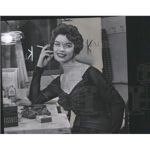 1959 Press Photo Ellen McRae Burstyn Actress - RRW33865