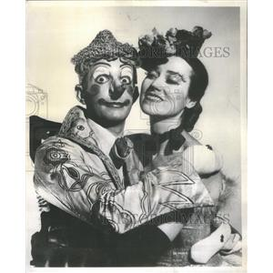1954 Press Photo Actor Bob Anglund - RSC59441