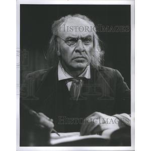 1954 Press Photo Fredric March American Stage Movie Actor - RSC06661