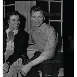 1939 Press Photo Jackie Cooper American Film Actor - RRW14185
