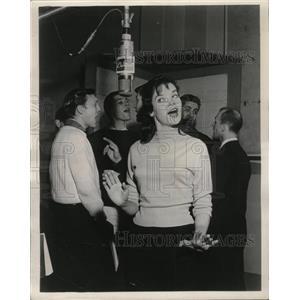 1960 Press Photo Eileen Brennan American Actress Film - RRW18895