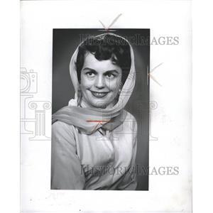 1960 Press Photo EILEEN MCCABE ACTRESS - RRW36459