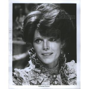 1977 Press Photo Samantha Eggar English Film Television and Voice Actress