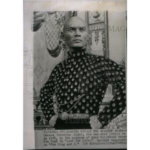 1957 Press Photo Actor Yul Brynner - RRX46457