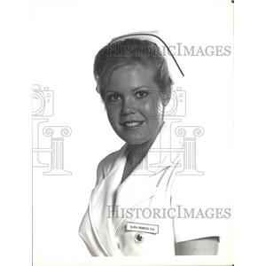 1979 Press Photo Actress Christopher Norris of Trapper John M.D - RSC58267