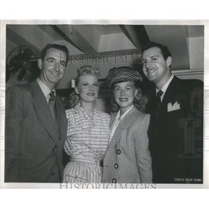 1947 Press Photo Actress Betty Hutton - RSC09523