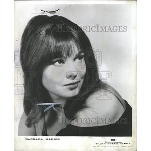 1962 Press Photo Barbara Harris American Actress - RRW33843