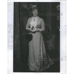 1973 Press Photo Brenda Forbes British-American actress of stage and screen.