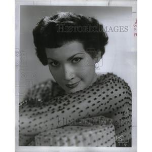 1956 Press Photo Brenda Lewis Salome - RRX28007