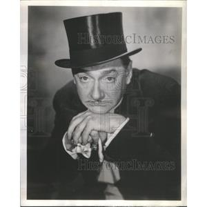 1945 Press Photo John Gamble Kirkwood Actor - RSC04905