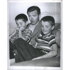 1949 Press Photo Robert Walker American Actor - RSC32007