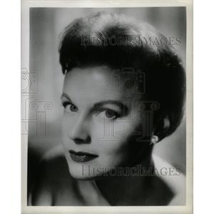 1958 Press Photo Marilyn Erskine actress - RRW17837