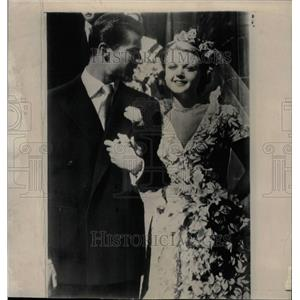 1949 Press Photo Angela Lansbury Actress Scotland - RRW10481