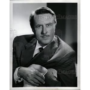 1957 Press Photo Allyn Joslyn Actor - RRY69355