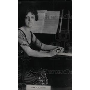1922 Press Photo Mrs. Charles E. Townsend - RRW76489