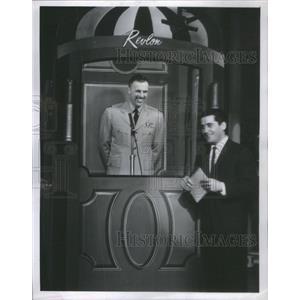 1957 Press Photo Hal March - RSC06737