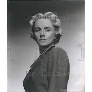 1959 Press Photo Jessica Tandy/September Affair/Academy - RRU74205