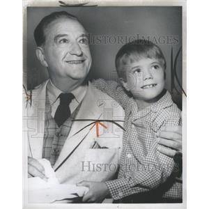 1959 Press Photo Francis X Bushman Actor - RRW51881
