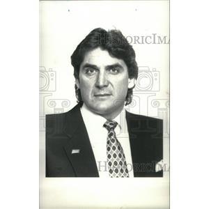 1988 Press Photo Dan Pastorini Houston Oilers football - RRX39255
