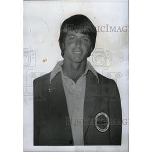 1975 Press Photo Tommy Jakobsen ice hockey defenceman - RRW80227
