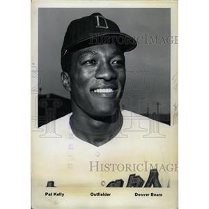 1968 Press Photo Harold Patrick Kelly Baltimore Orioles - RRW80435