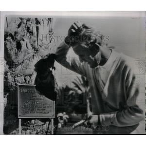 1962 Press Photo Dick Mayer Palm Springs Golf Classic - RRX43181