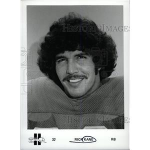 1979 Press Photo Richard James Kane Washington Redskins - RRW80147