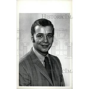 1973 Press Photo Ross Woodley Denver University Hockey - RRW73873